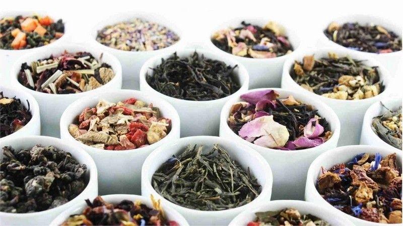 Виды монастырского чая