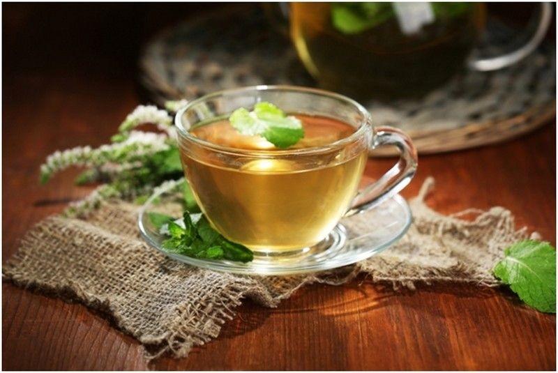 Монастырский чай готов к употреблению
