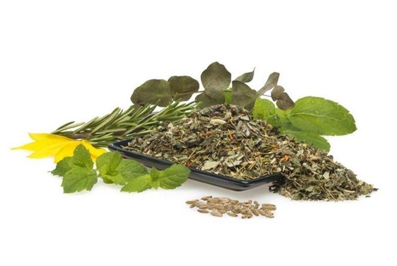 Семена в составе монастырского чая