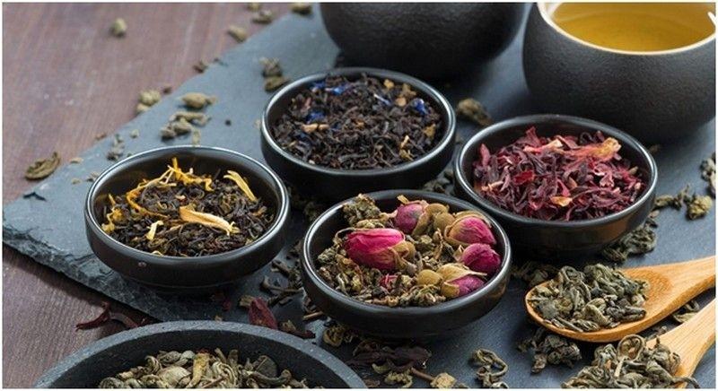 Некоторые травы, которые входят в состав Монастырского чая